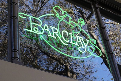 PHOTO COURTESY OF BARCLAY'S VIA FACEBOOK