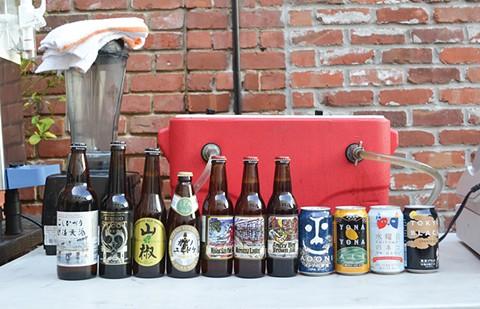 Umami Mart and The Trappist's Japan Beer Fest - PHOTO COURTESY OF UMAMI MART