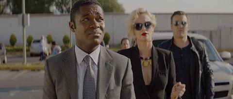 David Oyelowo, Charlize Theron, and Joel Edgerton are down on the pharma in Gringo.
