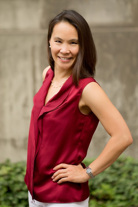 Janice Lin, founder of Strategen Consulting, said batteries are just one way to store renewable energy. - PHOTO COURTESY OF LEA SMITH PORTRAITS
