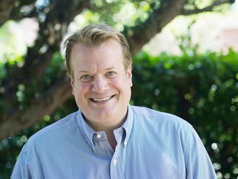 Alameda Councilmember Jim Oddie.