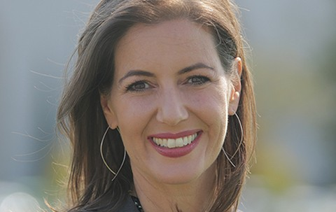 "Oakland Mayor Libby Schaaf says she's ""#NotDistracted""."