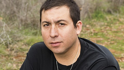 Tommy Orange wrote tales from a dozen different perspectives in his book, but they share a sense of anguish and alienation. - PHOTO COURTESY OF ELENA SEIBERT