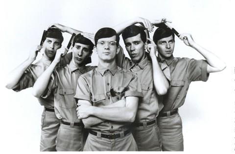 "Devo is perhaps best known for their hit, ""Whip It."" - PHOTO COURTESY OF ROBERT MATHEU"