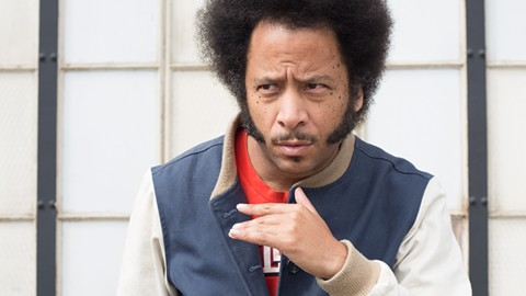 Boots Riley drew from his experience as a telemarketer to make his first film, Sorry to Bother You. - PHOTO BY RICHARD LOMIBAO