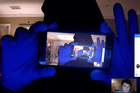 Unfriended: Dark Web tells a chilling tale entirely from the vantage point of a laptop screen. - PHOTO BY BLUMHOUSE PRODUCTIONS