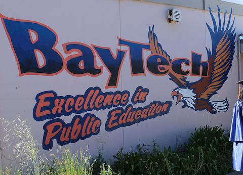 BAY AREA TECHNOLOGY SCHOOL