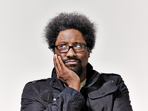 PHOTO COURTESY OF W. KAMAU BELL