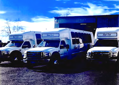 A photocopy image of the buses provided by Bay Area Transport Services to the Oakland Athletic League. - OUSD