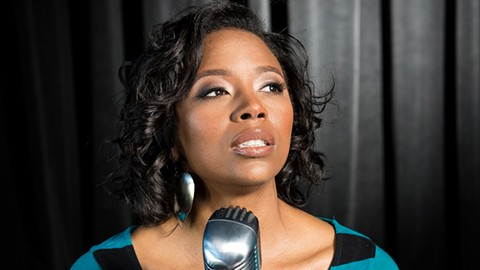 With her music, Tiffany Austin aims to speak to the times. - PHOTO COURTESY OF TIFFANY AUSTIN