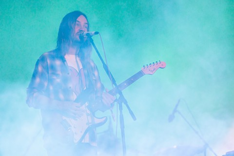 For many, Tame Impala was the highlight of the weekend. - JOSH WITHERS
