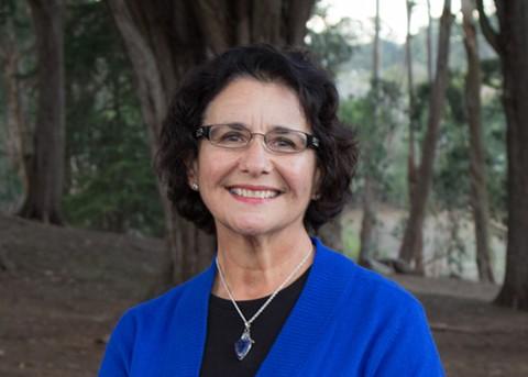Pauline Russo Cutter.