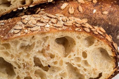 The honey rye porridge is one of As Kneaded Bakery's top sellers. - PHOTO COURTESY OF JUSTIN BRENNEMAN