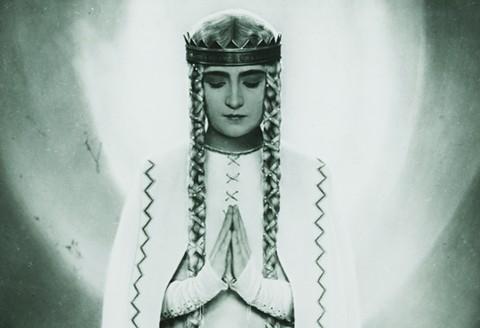 Margarete Schon stars in The Nibelungen, Part I: Siegfried's Death