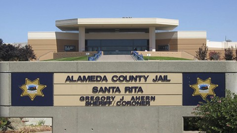 Attorneys accuse the sheriff of tipping off ICE agents about Maria Ortega's release from Santa Rita. - PHOTO COURTESY OF ALAMEDA COUNTY