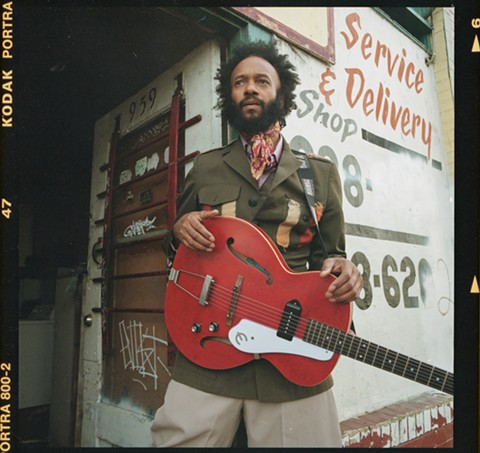 Fantastic Negrito could win a second Grammy Award. - PHOTO COURTESY OF DEANDRE FORKS