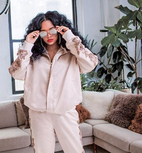 H.E.R. hails from Vallejo. - PHOTO BY SUE KWON