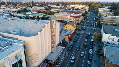The Alameda Theatre.