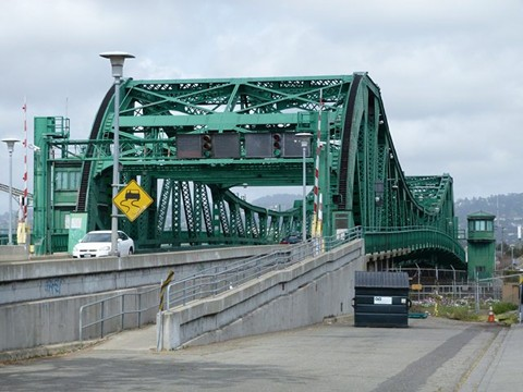 Alameda's Park Street Bridge. - WIKIMEDIA COMMONS
