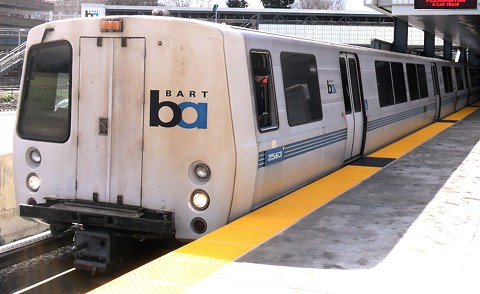BART's entire federal grant totals $1.2 billion. - ERIC FISCHER