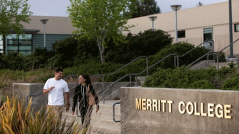The Peralta Community College District has faced fiscal uncertainty for several years. - MERRITT COLLEGE