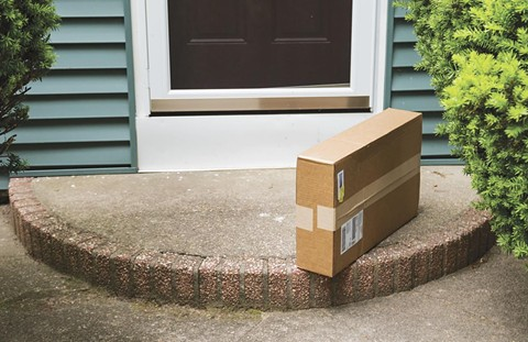 Prosecutors typically don't pursue low-level crimes such as theft of packages. Alameda may do something about that. - PHOTO BY WOODY'S PHOTOS/ISTOCK