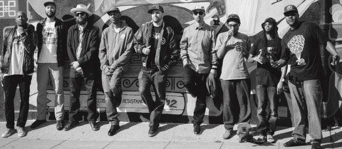 The Hieroglyphics crew is extending Hiero Day from one day to an entire weekend. - PHOTO COURTESY HIERO DAY WEEKEND