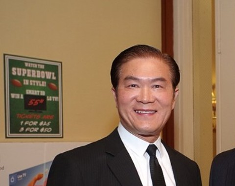 Harry Hu was the target of a FBI corruption investigation. - FILE PHOTO