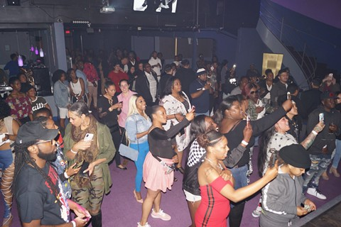 Club BNB on Franklin Street in Oakland. - FILE PHOTO