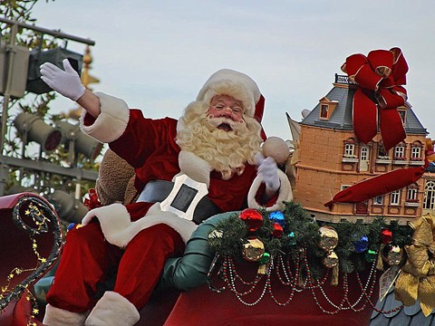 Santa Claus has delivered more than 2 billion presents, as of this morning, according to NORAD. - WIKIMEDIA COMMONS