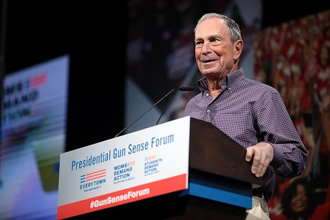 Democratic presidential candidate Michael Bloomberg met with Oakland Mayor Libby Schaaf on Friday. Did they talk about endorsements? - WIKIMEDIA COMMONS