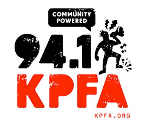 KPFA's building on 1929 Martin Luther King, Jr. Way is up for auction next month.