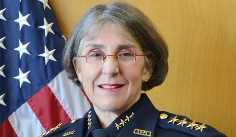 Former Oakland chief of police Anne Kirkpatrick said she's packing up and moving to Seattle. - FILE PHOTO