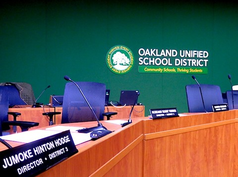 The state will give school districts, like Oakland, to ability to decide when to reopen classrooms. - FILE PHOTO