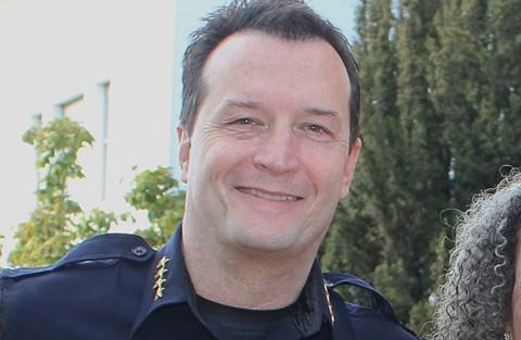 Paul Rolleri is an Alameda native and served with the Alameda Police Department for 28 years, including seven as police chief. - FILE PHOTO
