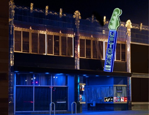Uptown Nightclub opened in 2005, but like many other business, the venue is closing because of the pandemic. - FILE PHOTO