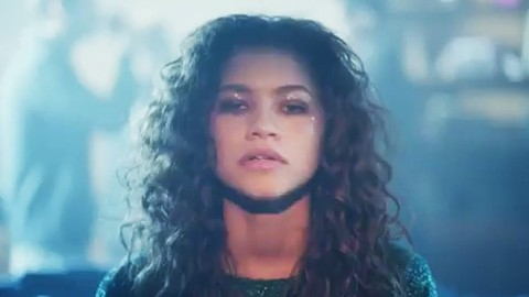 Oakland native Zendaya is the youngest woman to win the Emmy for best actress in a drama. - HBO