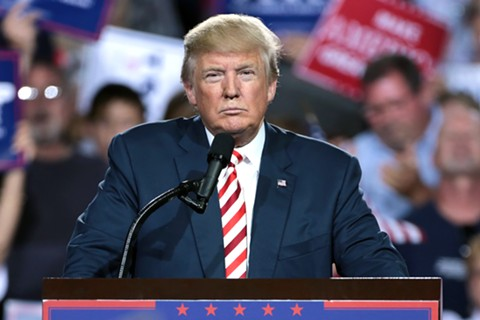 President Trump suggested during Tuesday's debate that crime in Oakland was worse under President Obama. - WIKIMEDIA COMMONS
