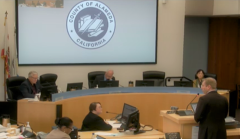 The payout approved by Alameda County Board of Supervisors on Tuesday is the largest in the county since 2015.