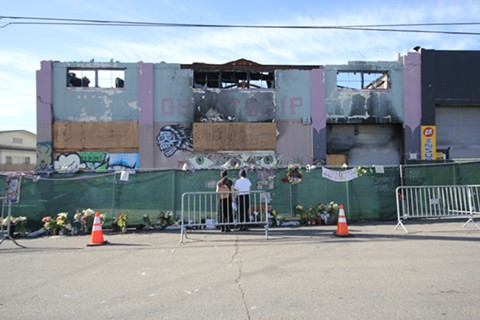 In July, The Oakland City Council approved a $32.7 million settlement in the Ghost Ship case. The payout was one of the largest in the city's history. - FILE PHOTO