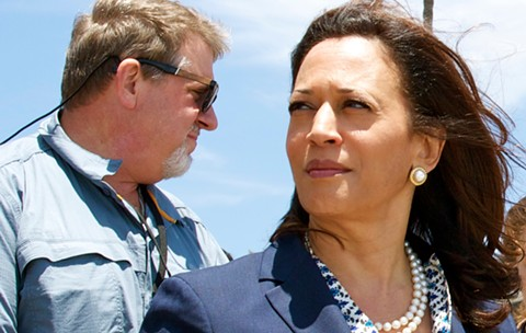 Vice president-elect Kamala Harris. - FILE PHOTO