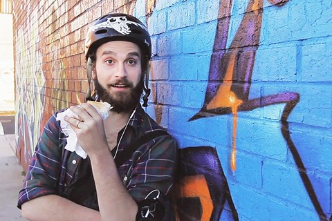 "Ben Sinclair plays a New York cannabis courier in the indie breakout hit, ""High Maintenance"". - HIGH MAINTENANCE"