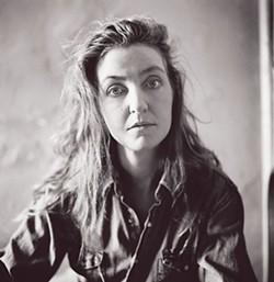 Rebecca Solnit.