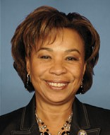 U.S. Rep. Barbara Lee voted to protect patients' rights Wednesday.