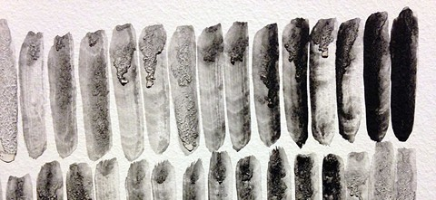 Work by Amy Rathbone.