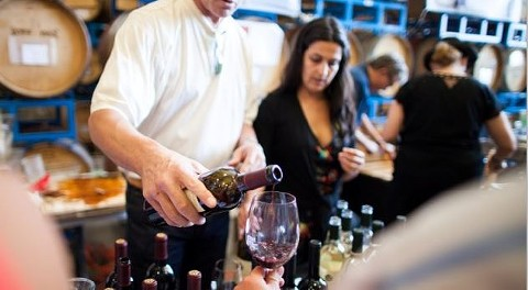 This year's festival will be the tenth annual Urban Wine Xperience. - EAST BAY VINTNERS ALLIANCE
