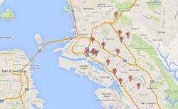 Oakland's surplus lands.
