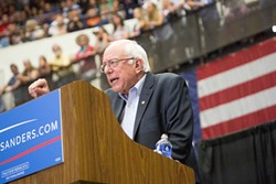 Bernie Sanders. - ERCI TADSEN/FILE PHOTO