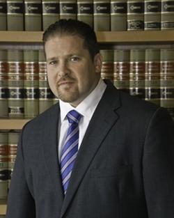San Francisco lawyer Brendan Hallinan.