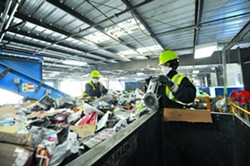 FILE PHOTO / WASTE MANAGEMENT